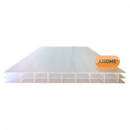 Axiome Opal 16mm Polycarbonate Sheet 1700mm X 3500mm