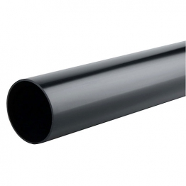 Osma Roundline 0t088 Pipe 68mm Black 5.5m