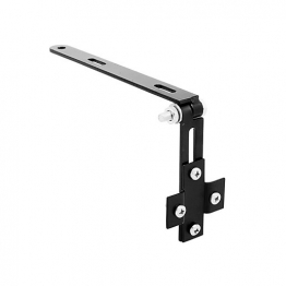 Alutec Adjustable Rafter Arm Top Black