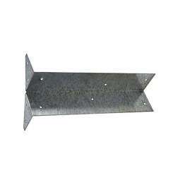 4trade Arris Rail Fixing Bracket Galvanised