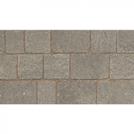 Marshalls Drivesett Tegula Block Paving 50mm Multi Pack Pennant Grey