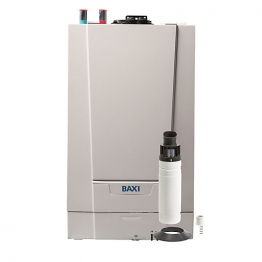 Baxi Ecoblue Advance 30kw Heat Only Boiler & Flue Packs Erp