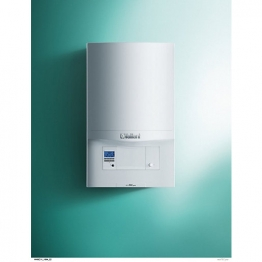 Vaillant 10016538 Ecotec Pro 30 High Efficiency Combination Energy Related Product Natural Gas Boiler