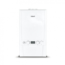 Ideal Logic + System S18 Wall Mounted Condensing System Boiler