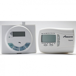 Worcester Dt10rf 24 Hour Digistat Timer