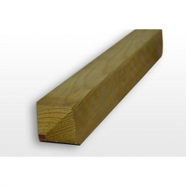 Pointed Pegs Sawn And Treated 47 X 50mm X 1.2m