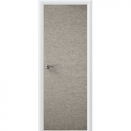 Flush Portfolio Light Grey Horizontal Internal Door 1981mm X 838mm X 35mm