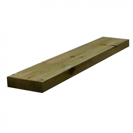 Sawn Timber Regularised Treated C16/c24 47mm X 175mm X 4.8m
