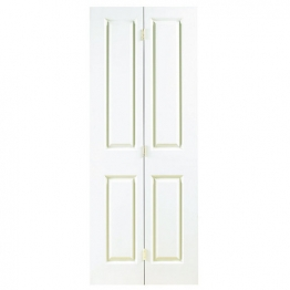 Moulded 4 Panel Smooth Bi-fold Door 1981mm X 762mm X 35mm