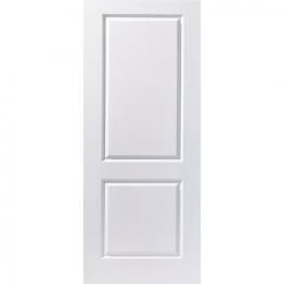 Moulded 2 Panel Smooth Hollow Core Internal Door 1981mm X 762mm X 35mm