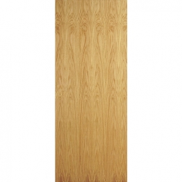 Flush Oak Veneer Hollow Core Internal Door 1981mm X 762mm X 35mm