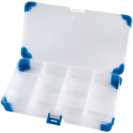 Pack Of Two 4 To 12 Compartment Organisers