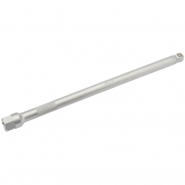"Expert 250mm 3/8"" Square Drive Chrome Plated Wobble Extension Bar"