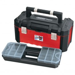 585mm Tool Box With Organisers And Tote Tray