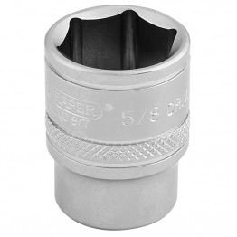 "3/8"" Square Drive 6 Point Imperial Socket (5/8"")"