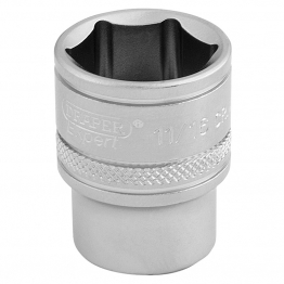 """3/8"""" Square Drive 6 Point Imperial Socket (11/16"""")"""