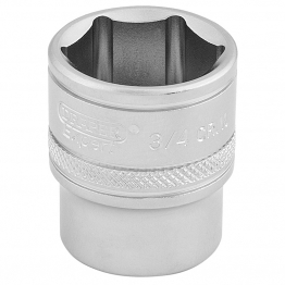 "3/8"" Square Drive 6 Point Imperial Socket (3/4"")"