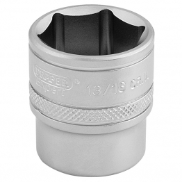 """3/8"""" Square Drive 6 Point Imperial Socket (13/16"""")"""