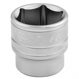 """3/8"""" Square Drive 6 Point Imperial Socket (7/8"""")"""