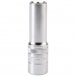 "1/2"" Square Drive 6 Point Metric Deep Socket (13mm)"