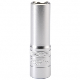 "1/2"" Square Drive 6 Point Metric Deep Socket (14mm)"
