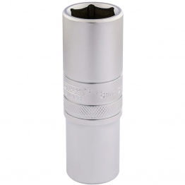 "1/2"" Square Drive 6 Point Metric Deep Socket (18mm)"