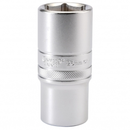 "1/2"" Square Drive 6 Point Metric Deep Socket (26mm)"