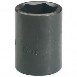 """Expert 19mm 1/2"""" Square Drive Impact Socket (sold Loose)"""