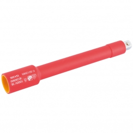 """3/8"""" Sq. Dr. Vde Approved Fully Insulated Extension Bar (150mm)"""