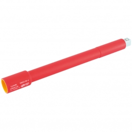 "1/2"" Sq. Dr. Vde Approved Fully Insulated Extension Bar (250mm)"