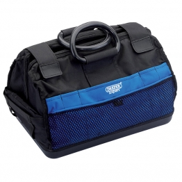 Cantilever Tool Bag With Solid Plastic Base