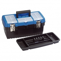 400mm Tool Organiser Box With Tote Tray