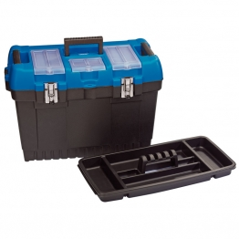 560mm Jumbo Tool Box With Tote Tray