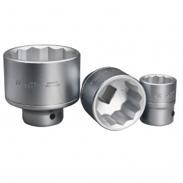"46mm 1"" Square Drive Elora Bi-hexagon Socket"