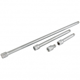 "1/2"" Square Drive Wobble Extension Bar Set (4 Piece)"
