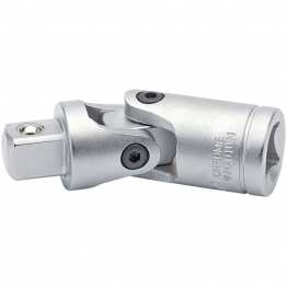 "Expert 1/2"" Square Drive Chrome Plated Universal Joint"