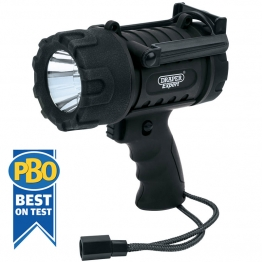 Expert 5w Cree Led Waterproof Torch (3 X Aa Batteries)