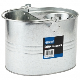 9l Galvanised Mop Bucket