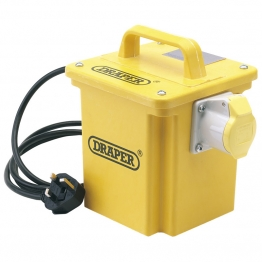 Expert 1kva 230v To 110v 16a Single Outlet Portable Transformer