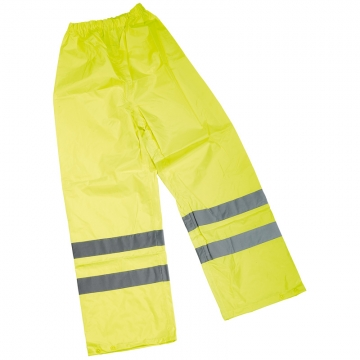 High Visibility Over Trousers - Size L