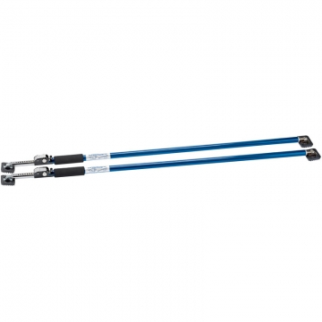 Pair Of Quick Action Telescopic Support Rods
